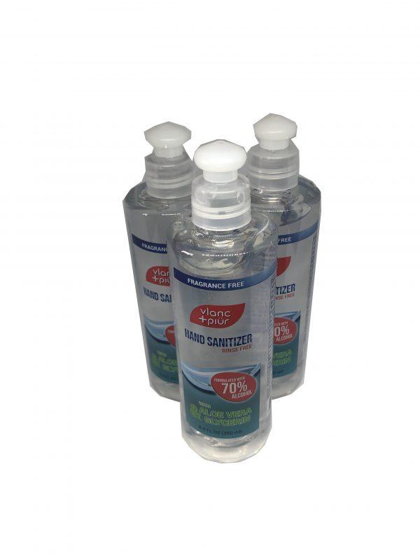 Hand Sanitizer 8.4 oz 4pcs