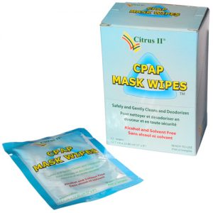 CPAP Mask Wipes - Single Pack